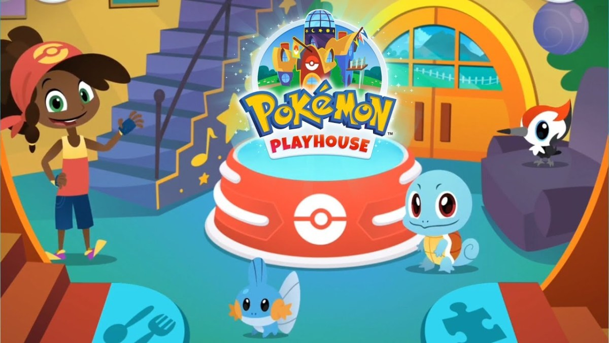 Pokemon Playhouse App Heading To iOS And Android